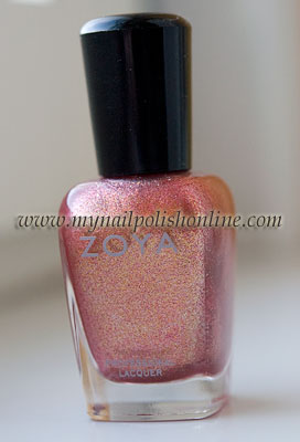 Zoya Tiffany- The bottle