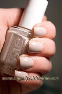 Essie Body Language on nails