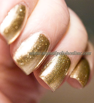Orly Luxe the details