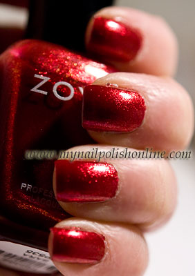 Zoya Sara On Nails