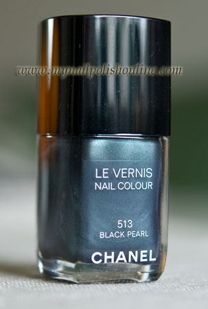Chanel – Black Pearl