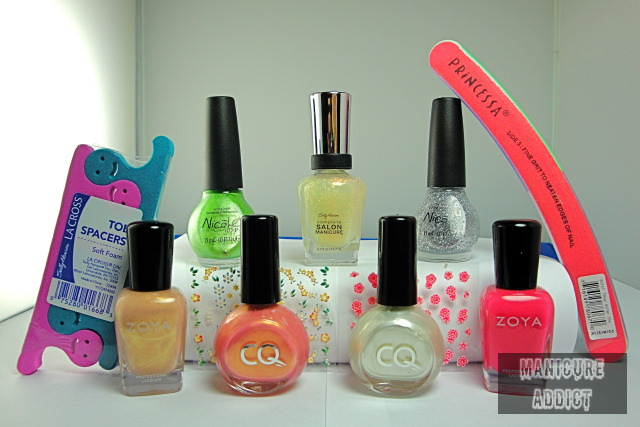 Giveaway from Manicure Addict!