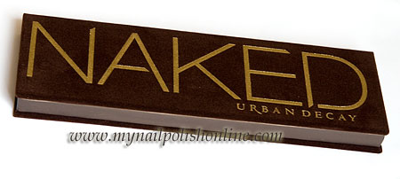 Urban Decay – NAKED
