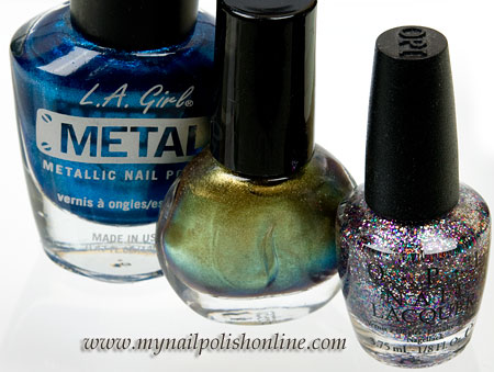 L.A. Girl, Sephora and OPI