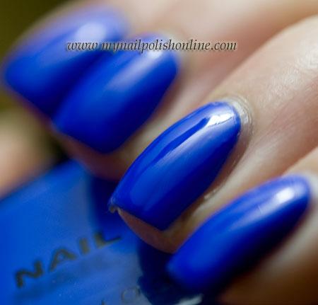 Hm Blue My Mind My Nail Polish Online