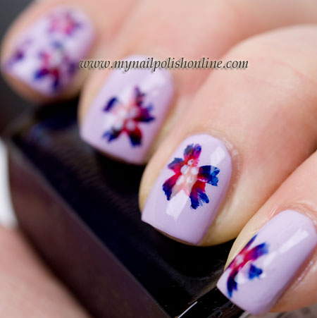 Nailart - flowers