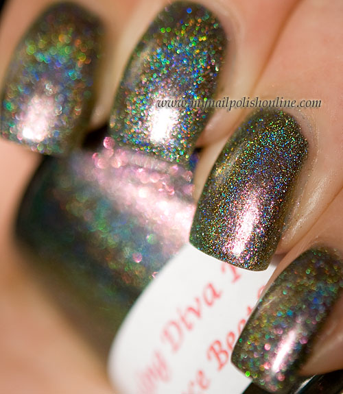 Darling Diva Polish - Space Beetle