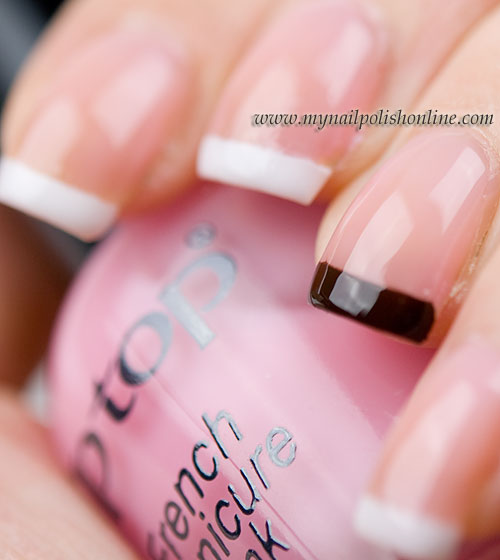 Tip Top - French Manicure
