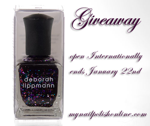 My Nail Polish Online&#39;s Giveaway!
