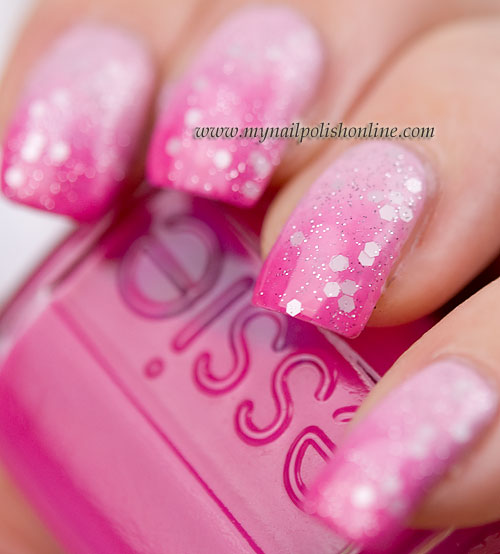 Nail polish: chanel, nails, pink, nail art Wheretoget