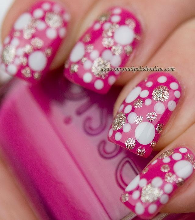 Pink dotticure