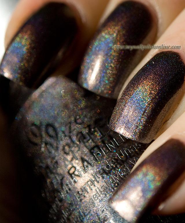 China Glaze Grey Nail Polish: My Nail Polish Online