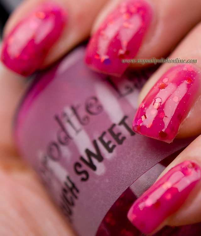 Aphrodite Lacquers - Such Sweet Sorrow