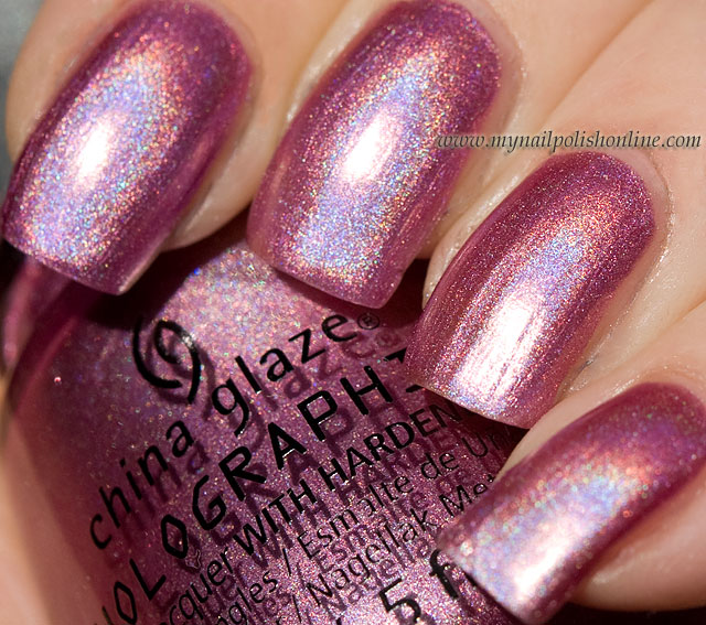 China Glaze - Astro-Hot