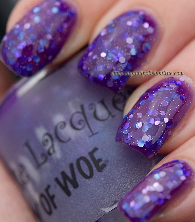 Aphrodite Lacquers - Story of Woe