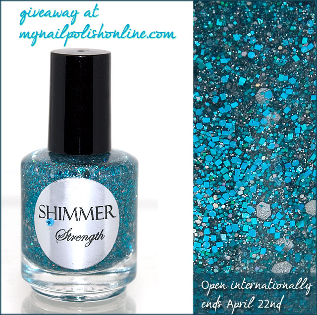 Giveaway - Shimmer Strength