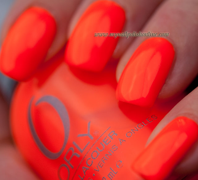 Nail Art Sunday Strips On Neon My Nail Polish Online