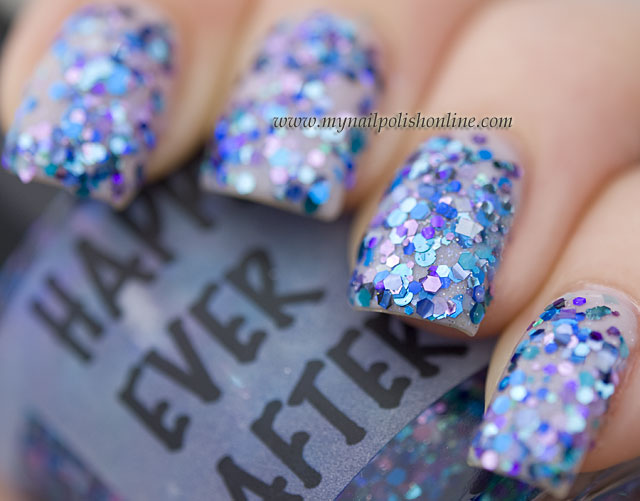 Aphrodite Lacquers - Happily Ever After