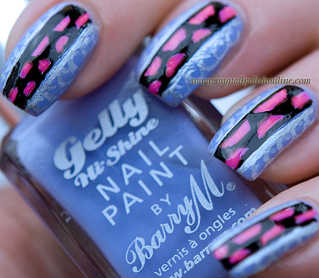 Nail Art Sunday - Manicure failor