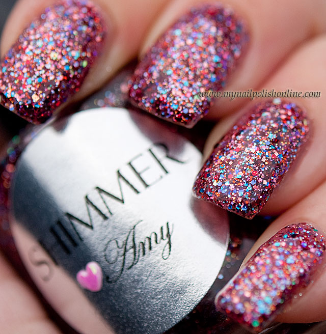 Shimmer Polish - Amy