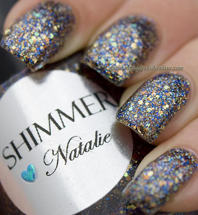 Shimmer Polish - Natalie