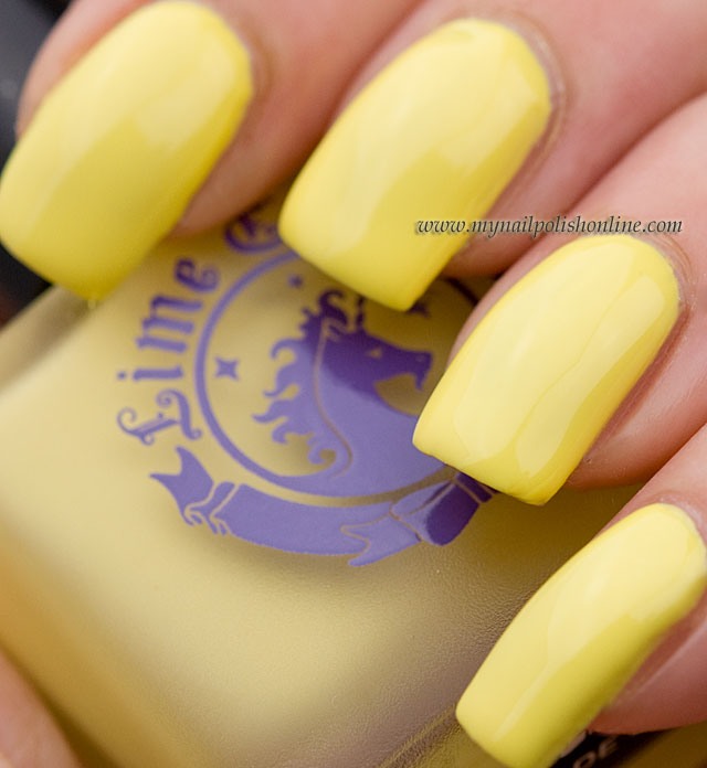Lime Crime - Crema de Lemon