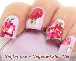 Saijtam.se - Nageldekaler 15kr/st