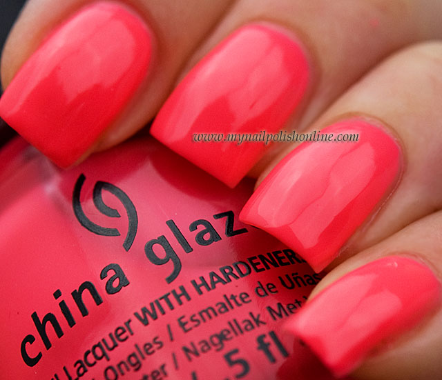 China Glaze - Shell-O