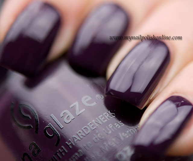 China Glaze - Charmed, I'm sure - My Nail Polish Online