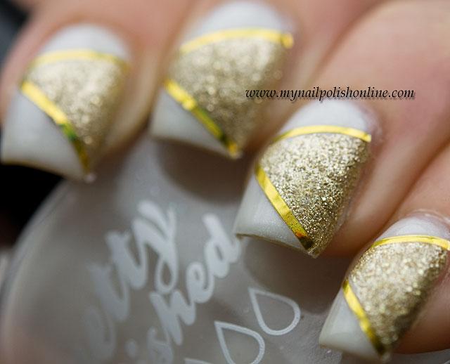 nail art tejp