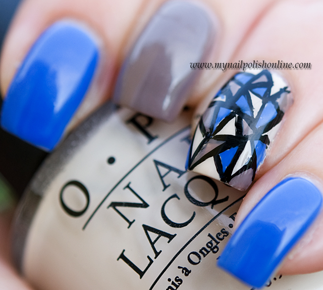 Stained Glass Manicure