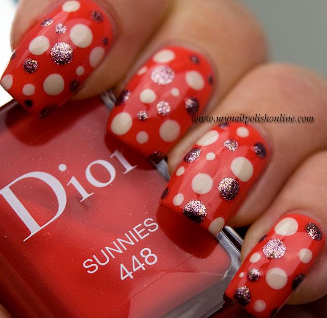 Day 11 - Polka dots