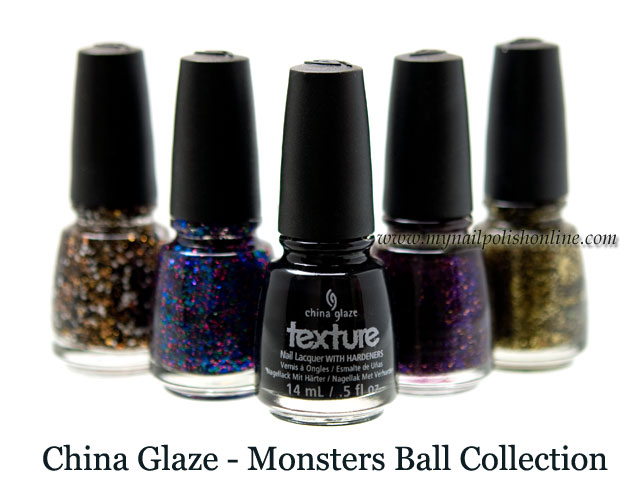 China Glaze - Monsters Ball Collection