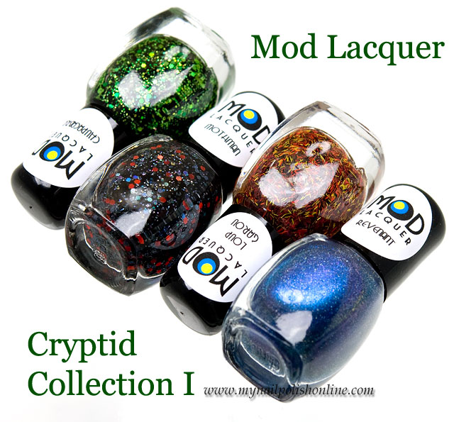 Mod Lacquer - Cryptid Collection I