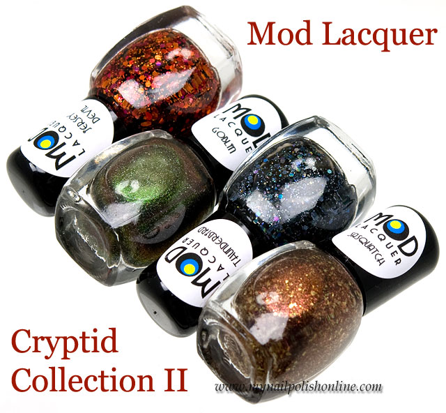 Mod Lacquer - Cryptid Collection II