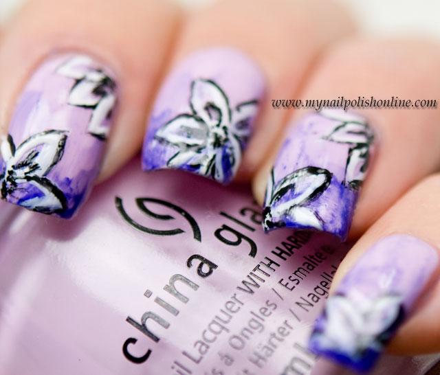 Nail Art Sunday - Flowers