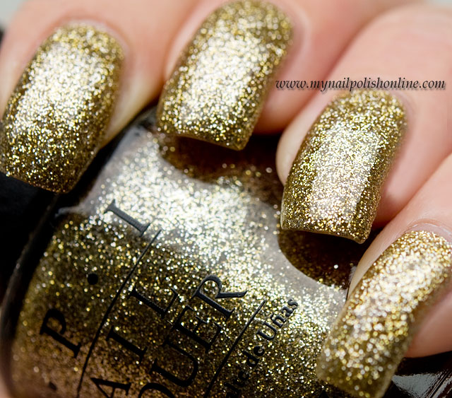 OPI - All Sparkly and Gold - My Nail Polish Online