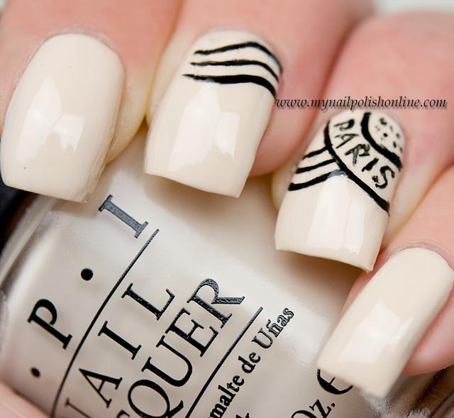 Nail Art Sunday - Travel