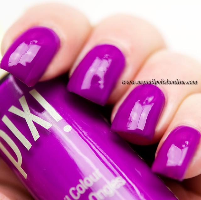 Pixi Very Violet