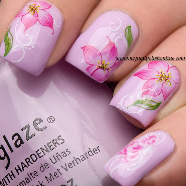 Spring Water Decals
