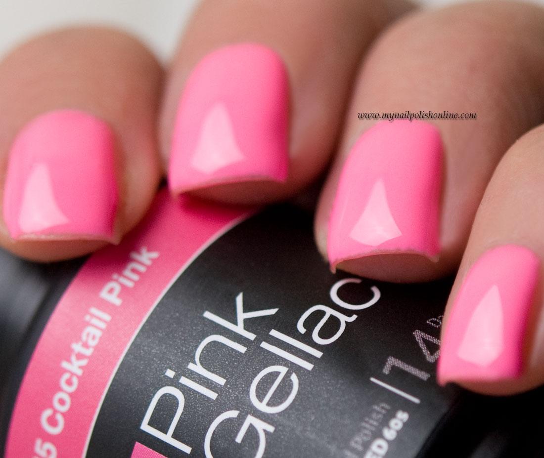 Pink Gellac Coctail Pink
