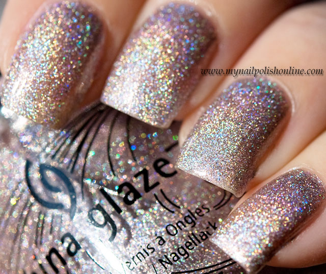China Glaze - Visit Me In Prism