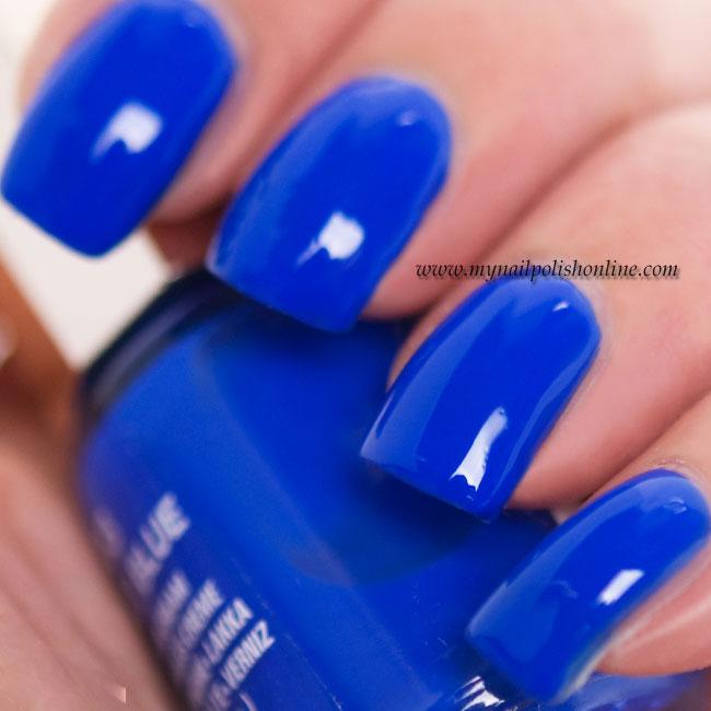 Blue Nail Polish Names: My Nail Polish Online
