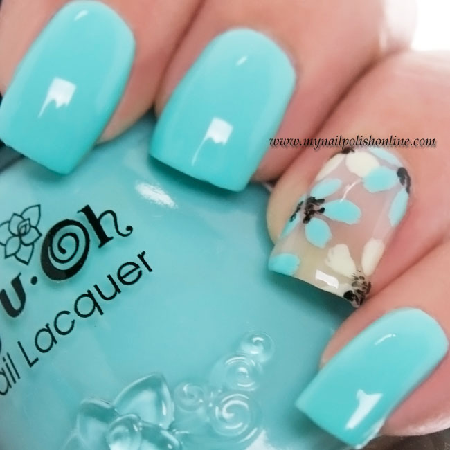Nail Art Sunday - Summer - My Nail Polish Online