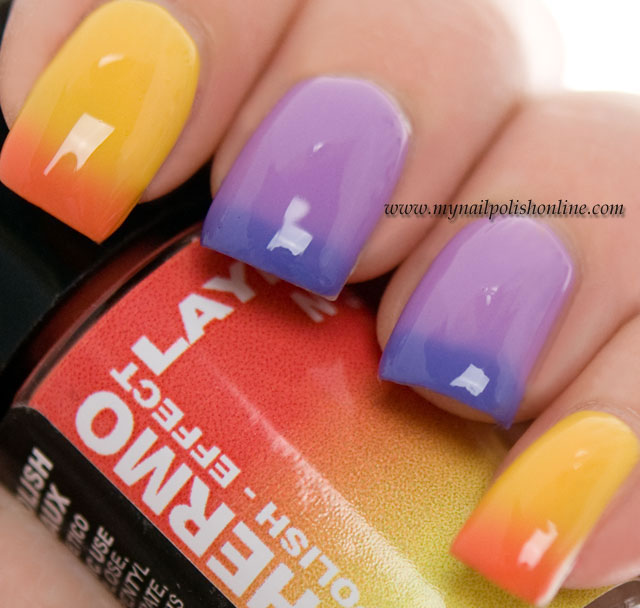 Layla's thermo polishes