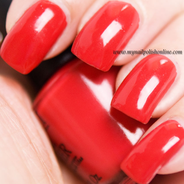 OPI - Coca-Cola Red