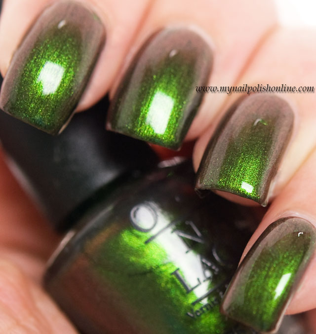 OPI - Green on the Runway