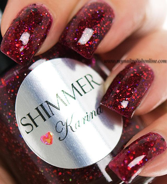 Shimmer Polish - Karina