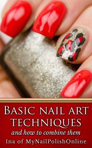 The Nail Art Book - Basic nail art techniques and how to combine them!
