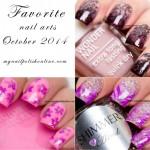 Favorite Nail Arts October 2014